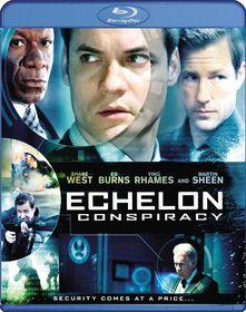 Echelon Conspiracy - (Region A Import Blu-ray Disc)