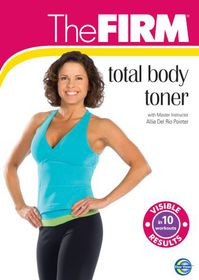 The Firm: Total Body Toner - (Import DVD)