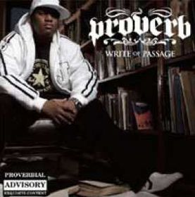 Proverb - Write To Passage (CD)