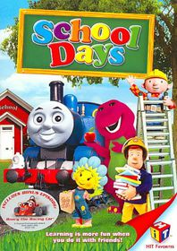 Hit Favorites:School Days - (Region 1 Import DVD)