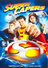 Super Capers - (Region 1 Import DVD)