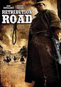 Retribution Road - (Region 1 Import DVD)