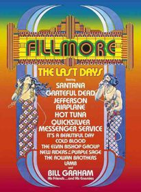 Fillmore:Last Days - (Region 1 Import DVD)