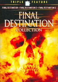 Final Destination Collection - (Region 1 Import DVD)