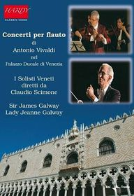 Vivaldi:Concerti for Flute - (Region 1 Import DVD)
