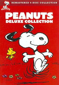 Peanuts Deluxe Collection - (Region 1 Import DVD)