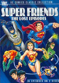 Superfriends:Lost Episodes - (Region 1 Import DVD)