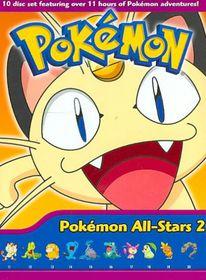 Pokemon All Stars Box Set 2 - (Region 1 Import DVD)