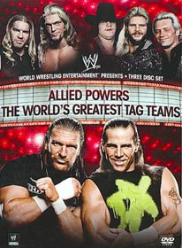 Allied Powers:World's Greatest Tag - (Region 1 Import DVD)