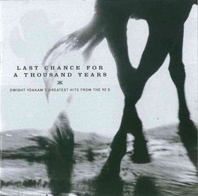 Last Chance for a Thousand Years:Dwig - (Import CD)