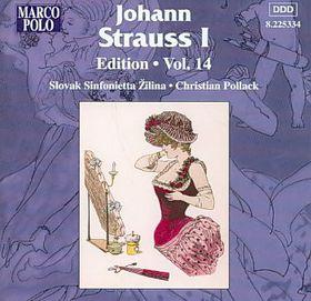 Strauss J: Edition 14 - Strauss J: Edition Vol 14 (CD)