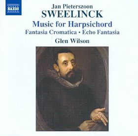 Sweelinck:Music for Harpsichord Fanta - (Import CD)