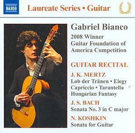Guitar Laureate Series - Bianco (CD)