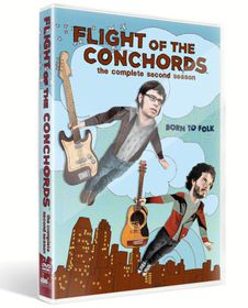 Flight of the Conchords: Complete Second Season - (Region 1 Import DVD)
