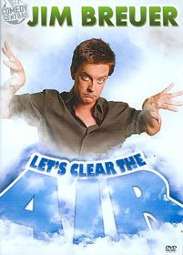 Jim Breuer:Let's Clear the Air - (Region 1 Import DVD)