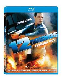12 Rounds - (Region A Import Blu-ray Disc)