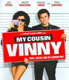 My Cousin Vinny - (Region A Import Blu-ray Disc)