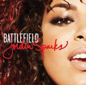 Sparks Jordin - Battlefield (CD)