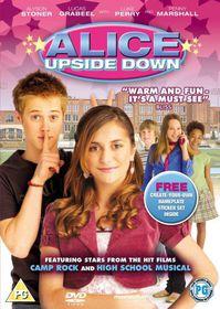 Alice Upside Down - (Import DVD)