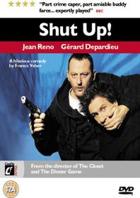 Shut Up! - (Import DVD)