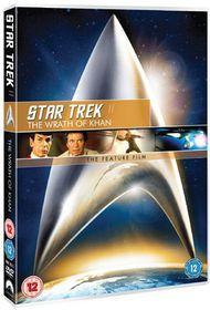 Star Trek 2 - The Wrath of Khan - (Import DVD)