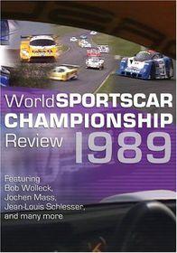 World Sportscar Championship Review: 1989 - (Import DVD)