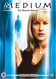 Medium: Season 2 - (Import DVD)