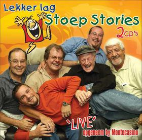Stoep Stories - Various Artists (CD)