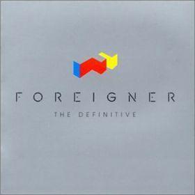 Foreigner - Definitive Foreigner (CD)