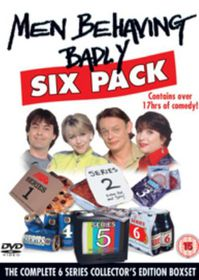 Men Behaving Badly - Series 1- 6 (6 Disc Boxset) - (DVD)