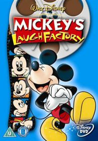 Mickey's Laugh Factory - (DVD)