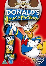 Donald's Laugh Factory - (DVD)