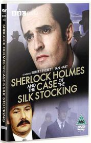 Return Of Sherlock Holmes - The Case Of The Silk Stocking - (DVD)