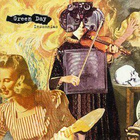 Green Day - Insomniac (CD)