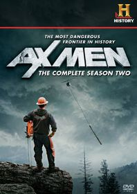 Ax Men:Complete Season 2 - (Region 1 Import DVD)