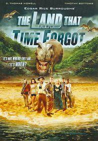 Land That Time Forgot - (Region 1 Import DVD)