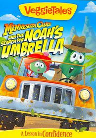 Minnesota Cuke & the Search for Noah - (Region 1 Import DVD)