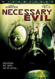 Necessary Evil - (Region 1 Import DVD)