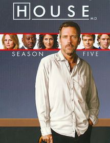 House:Season Five - (Region 1 Import DVD)
