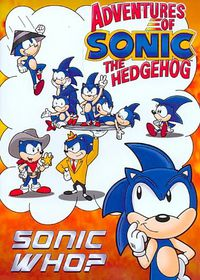 Adventures of Sonic the Hedgehog:Soni - (Region 1 Import DVD)