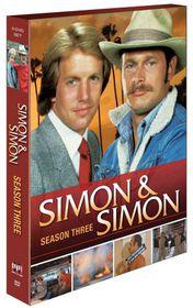 Simon & Simon:Season Three - (Region 1 Import DVD)