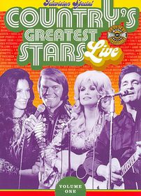 Country's Greatest Starts Love Vol 1 - (Region 1 Import DVD)