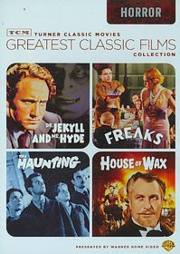 Tcm Greatest Classic Films:Horror - (Region 1 Import DVD)