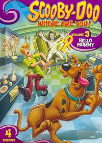 Scooby Doo Where Are You V3 - (Region 1 Import DVD)