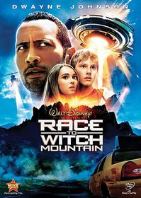 Race to Witch Mountain - (Region 1 Import DVD)