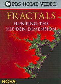 Fractals:Hunting the Hidden Dimension - (Region 1 Import DVD)
