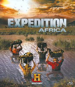 Expedition:Africa - (Region A Import Blu-ray Disc)