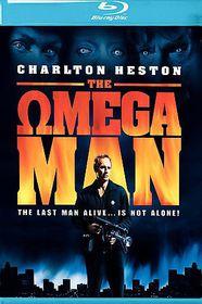 Omega Man - (Region A Import Blu-ray Disc)