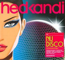 Hed Kandi - Nu Disco (CD)