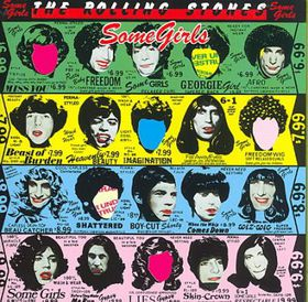 Rolling Stones - Some Girls (2009 Remastered) (CD)
